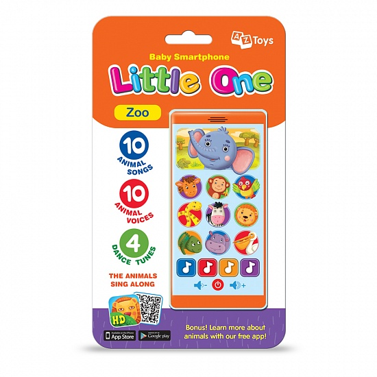 Az Toys Knowledge Phone Turn And Learn Series