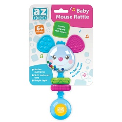 Baby Mouse Rattle